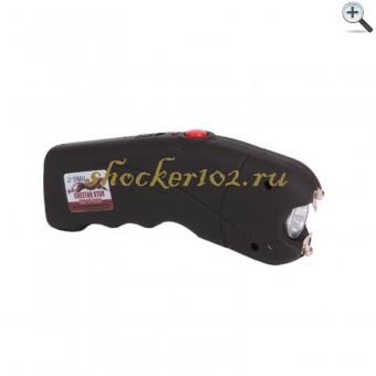 Шокер ГЕПАРД-3 с предохранителем «антиудар» (45 000К Вольт!)